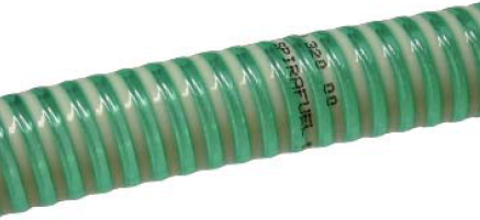 Crevo za usisavanje izduvnih gasova ugljovodonika SPIRAFUEL®