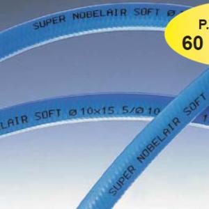 Furtun PVC cu insertie textila SUPER NOBELAIR® SOFT