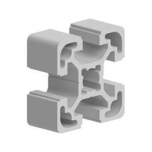PROFIL ALUMINIU TIP BOSCH 45x45 MM CANAL 10 mm 084.105.004