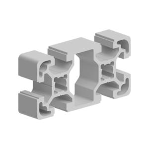PROFIL ALUMINIU TIP BOSCH 40x80 MM CANAL 10 mm 084.113.002