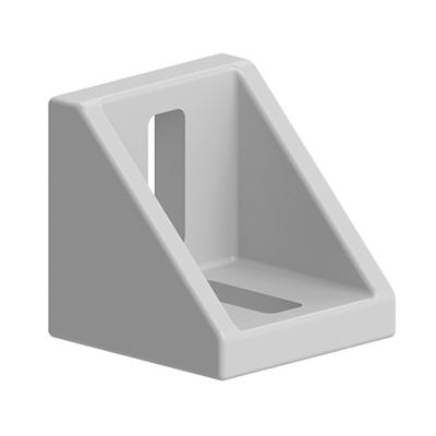 Coltar 43x43 pentru profil aluminiu Bosch