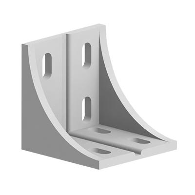 Coltar 59x59 pentru profil aluminiu Bosch