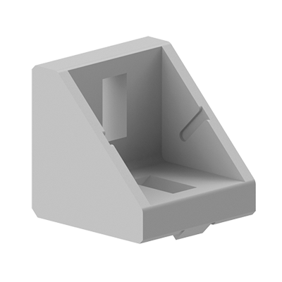 Coltar 43x43antirotatie pentru profil aluminiu Bosch