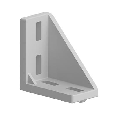 Coltar 43x86 antirotatie cu intaritura pentru profil aluminiu Bosch