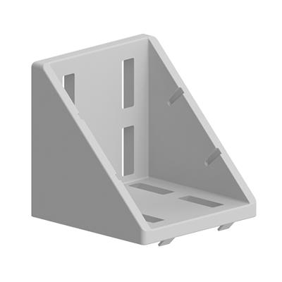 Coltar 86x86 antirotatie cu intaritura pentru profil aluminiu Bosch