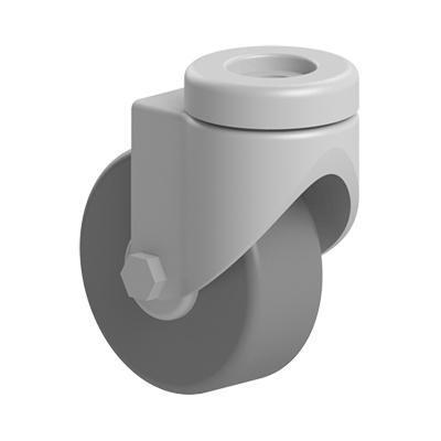 Roata 60 mm fara franare cu fixare centrala pentru profil aluminiu Bosch