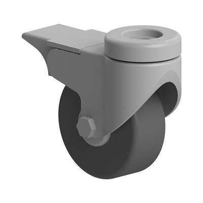 Roata 60 mm cu franare fixare centrala pentru profil aluminiu Bosch