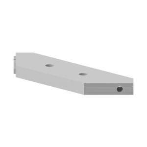 Intaritura de colt pentru profilele tip Bosch cu canal de 6 si 8 mm