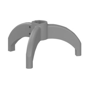Trepied din poliamida pentru profil Bosch 45X45