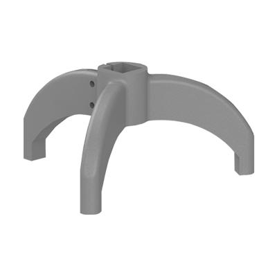 Trepied din poliamida pentru profil Bosch 40X40
