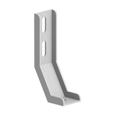 Suport fixare in podea pentru profil aluminiu Bosch canal 10 mm cu intaritura