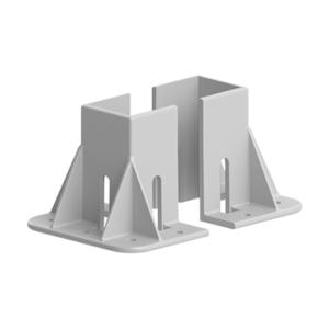 Baza fixare in podea pentru profil aluminiu Bosch 50x100