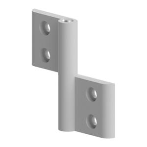 Balama aluminiu 81x80 mm pentru profil Bosch 084.500.003