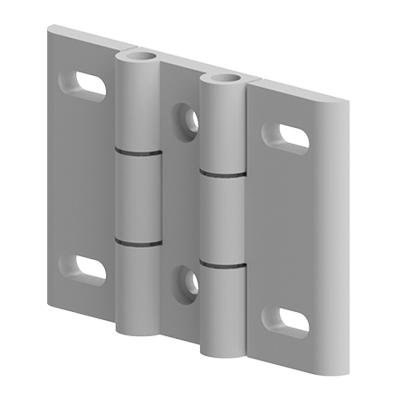 Balama aluminiu 76x113 mm pentru profil Bosch 084.500.009