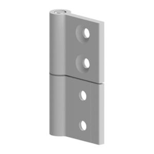 Balama aluminiu 81x45 pentru profil Bosch 084.500.012