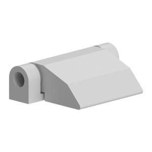 Balama aluminiu 65x42 mm pentru profil aluminiu Bosch 084.503.003