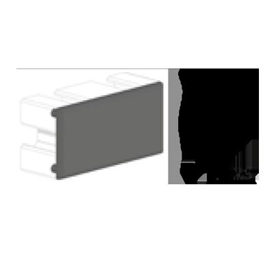 CAPAC POLIAMIDA PROFIL TIP BOSCH 30X60 MM NEGRU 084.201.042
