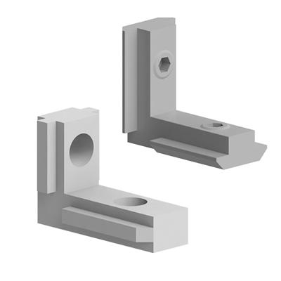 Coltare ingropate pentru profile din aluminiu tip Bosch
