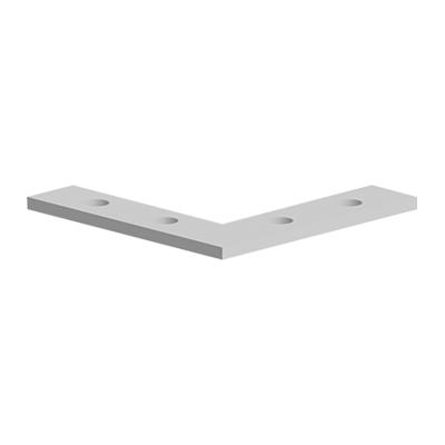 Prindere unghi 90 de grade din otel galvanizat pentru profile tip Bosch
