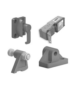 Accesorii diverse pentru profilele aluminiu tip BH