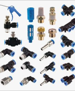 Technopolymer quick couplings